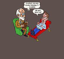Freud - Double personality Unisex T-Shirt