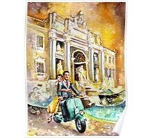 Rome Authentic Poster