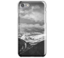 Cloudy Mountains II iPhone Case/Skin