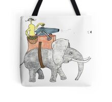 giant olive shooter Tote Bag
