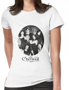Charmed ones Womens Fitted T-Shirt