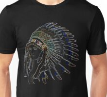 Indians Girl Unisex T-Shirt