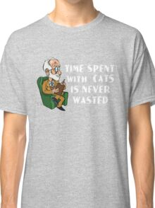 Freud about Cats  Classic T-Shirt