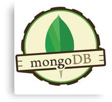 MongoDB Canvas Print