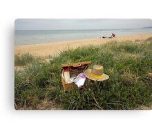 Mornington Beach Canvas Print