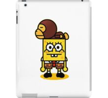 Spongebob and milo iPad Case/Skin