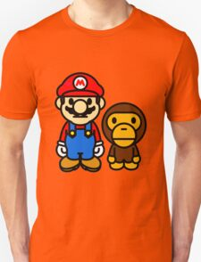mario and milo Unisex T-Shirt