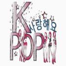 Love KPOP by cheeckymonkey
