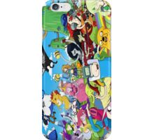 Any Time Is Adventure Time iPhone Case/Skin