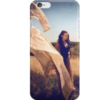 She Dreams In Colour iPhone Case/Skin