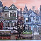 The neighborhood by Sally Sargent
