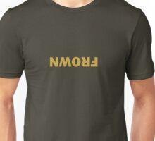 Upside Frown Unisex T-Shirt