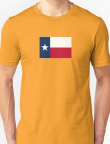 Texas Flag Texan USA - Lone Star T-Shirt Duvet Sticker Unisex T-Shirt