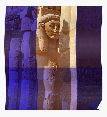 Hatschepsut  - Egyptian Pharaoh Poster