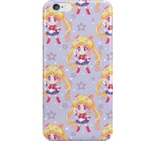 Sailor Moon Crystal Pattern iPhone Case/Skin