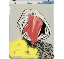 Not Today iPad Case/Skin