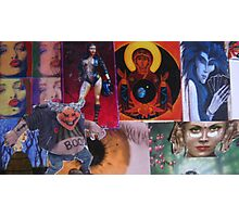 My Dream Collage  Photographic Print