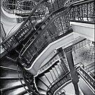 another escher staircase by carol brandt