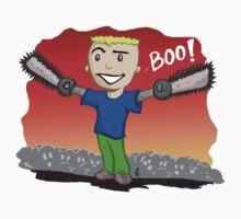 "Billy: Demon Slayer ""Kids"" Style by Hayden Fryer"