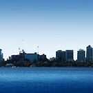 Perth Panorama Winter, 2010 by LivingHorus