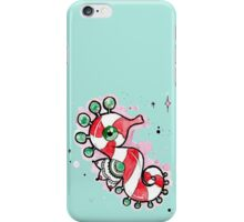 Pepper Mint Lolly Pop Seahorse! iPhone Case/Skin