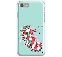 Pepper Mint Lolly Pop Seahorse! iPhone Case/Skin