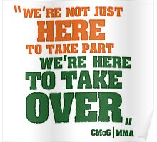 Conor McGregor - Quotes [TakeOver] Poster