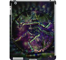 SPACE AND TIME WAR iPad Case/Skin