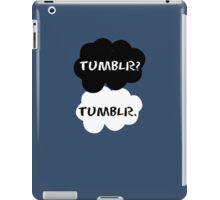 Tumblr - TFIOS iPad Case/Skin