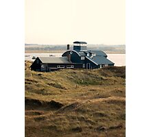 Building at Blakeney Point Photographic Print