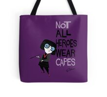 NO CAPES Tote Bag