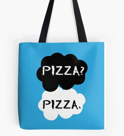 Pizza - TFIOS Tote Bag