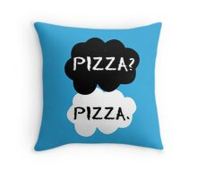 Pizza - TFIOS Throw Pillow