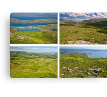 Ring Of Kerry, Landscape, Ireland Canvas Print