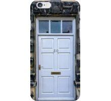 30, Newbiggin iPhone Case/Skin
