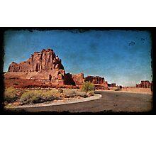 Arches National Park, Utah. Photographic Print