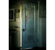 Behind Closed Doors Photographic Print