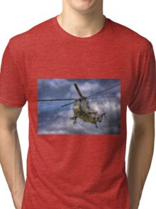Westland Sea King Mk4 Tri-blend T-Shirt