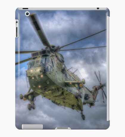 Westland Sea King Mk4 iPad Case/Skin