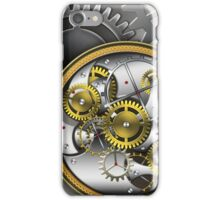 mechanical watches iPhone Case/Skin