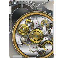 mechanical watches iPad Case/Skin
