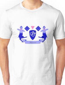 Homosexual Crest (Men) Unisex T-Shirt
