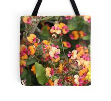 Coral creeper Tote Bag