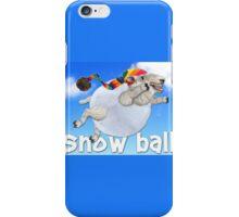 Snow Ball iPhone Case/Skin