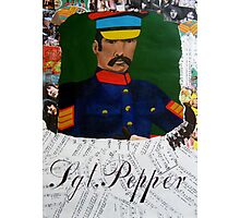Sgt. Pepper 1 Photographic Print