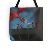 Tower Defence Tote Bag