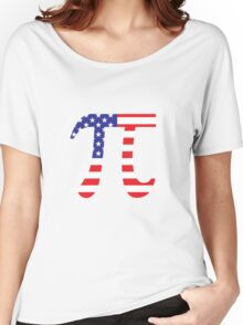 American Pi Women's Relaxed Fit T-Shirt