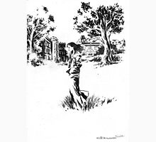 Lonely walk Unisex T-Shirt
