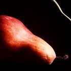 Red Pear Curves by trueblvr