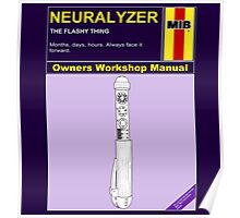 Neuralyzer Poster